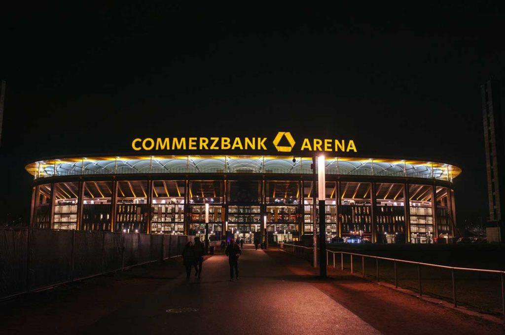 Arena Francfort wee SUMMIT ARENA 21 22 novembre 2019