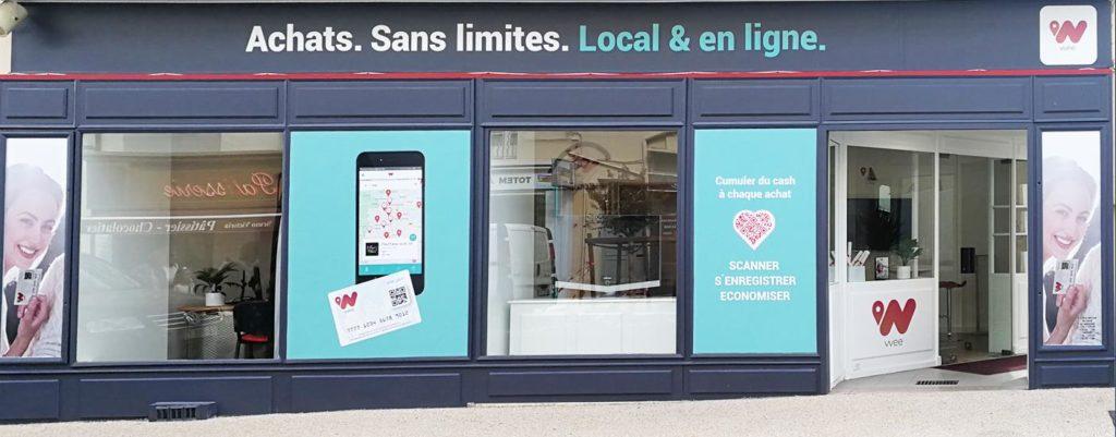 Boutique wee Point Alès - Accueil commerce Cévennes